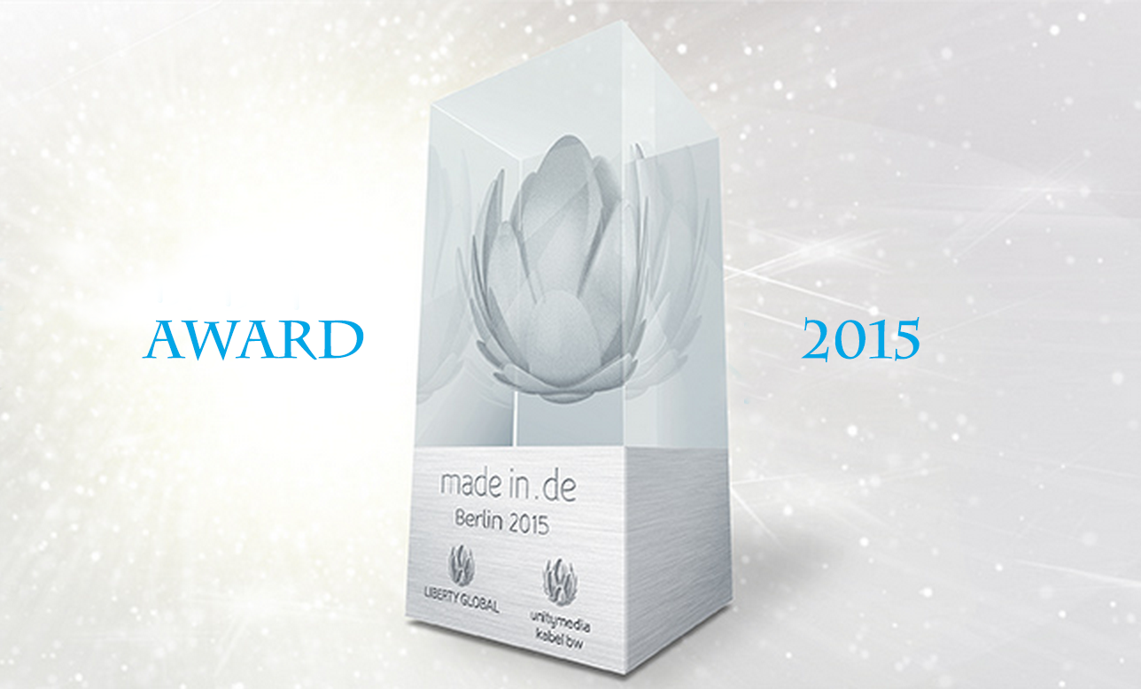 made in.de award 2015