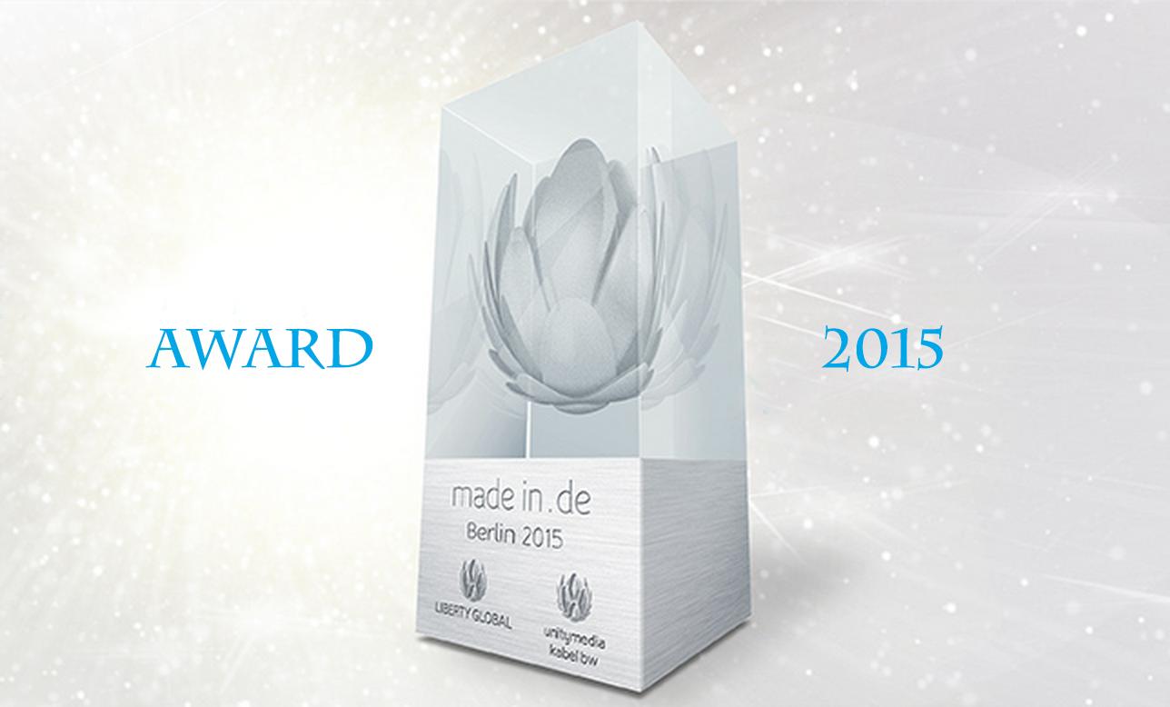 made in.de award 2015